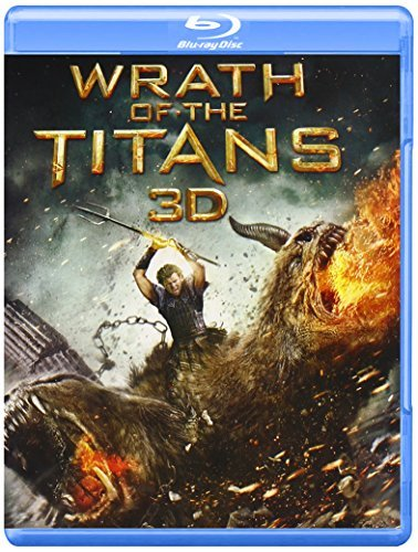 Wrath of the Titans (3D Blu-ray + Blu-ray + DVD) by Warner Home Video