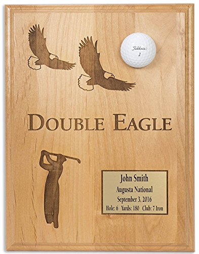 Golf Plaque - 8