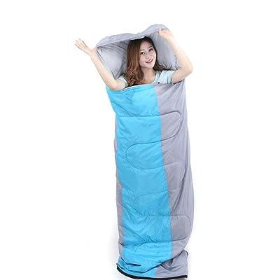 SHUIDAI Plein air sacs de couchage/camp/déjeuner pause/épaississement/adulte/camping , blue