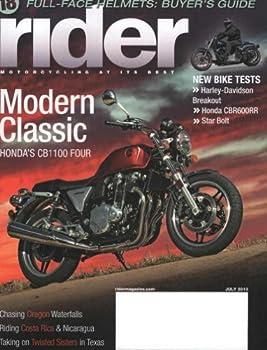 1-Year Rider Magazine Subscription