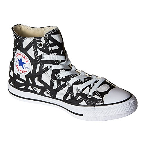 Unisex in and Taylor Chuck Top High Uppers Star Style Casual Broken All Stripes Classic Sneakers and Durable Converse Canvas Color zwdqz