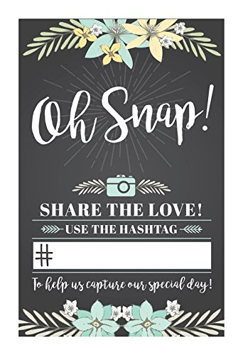 Cute Wedding Hashtags.Wedding Hashtag Sign Beautiful Social Media Share Sign For All Wedding Receptions Add Your Own Hashtag
