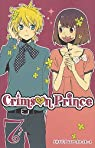 Crimson prince, Tome 7 : par Kuwahara