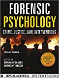 Forensic Psychology 2E (BPS Textbooks in Psychology)