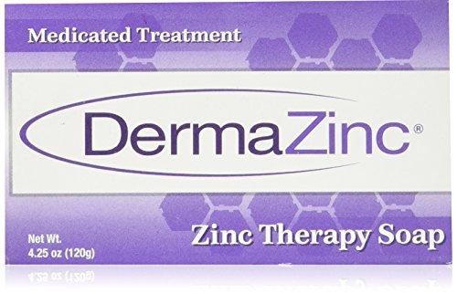 Dermazinc Bar 2% 120GM