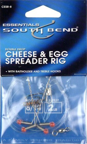 - South Bend Cheese & Egg Spreader Rig (8)