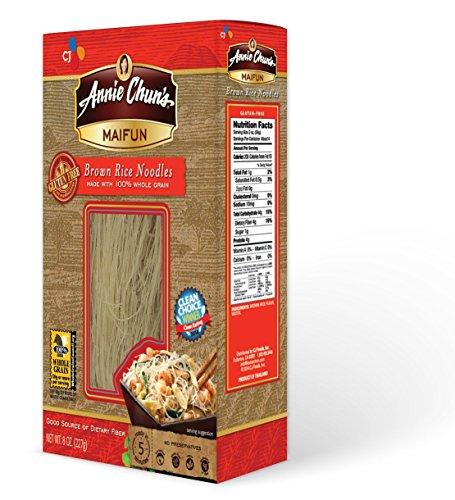 Annie Chuns Brown Noodles Maifun product image