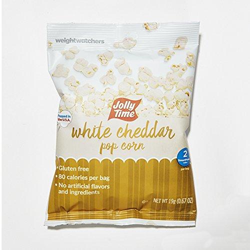 Weight Watchers Popcorn (White Cheddar)