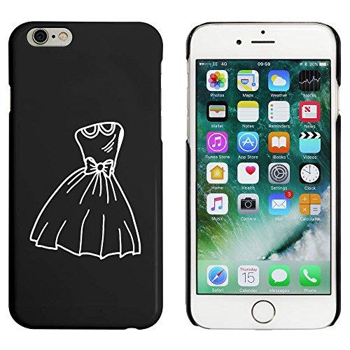 Schwarz 'Party Kleid' Hülle für iPhone 6 u. 6s (MC00087502)