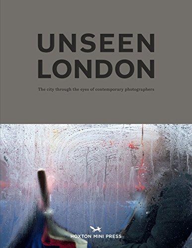Unseen London by Rachel Segal Hamilton