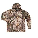 NFL Jacksonville Jaguars Boys Champion Realtree Xtra Polyester Tech Fleece Pullover, Small, Camo