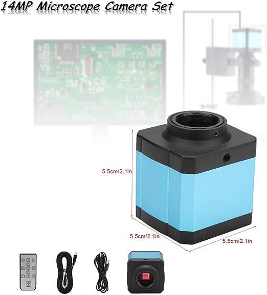 Microscopio Usb,Camara Microscopio HDMI,Cámara Digital Industrial ...