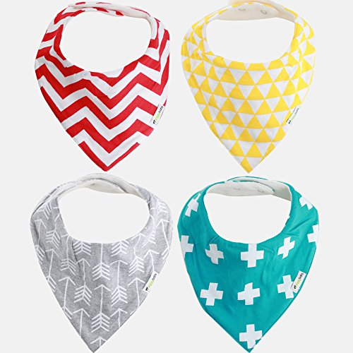Ziggy Baby Bandana Teething Multicolor