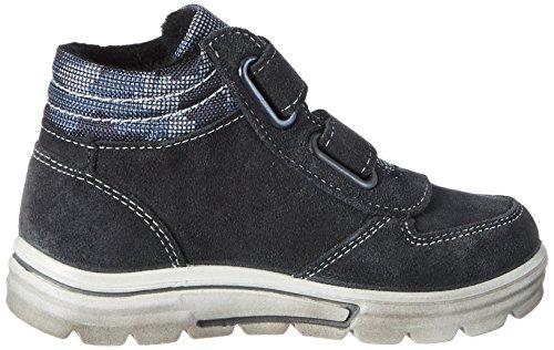 Zapatos De Velcro Ricosta Ferro Kids - 665120900489 Gris