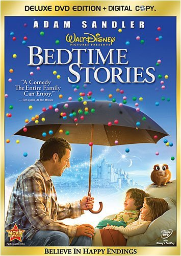 Bedtime Stories (Two-Disc Special Edition + Digital Copy)
