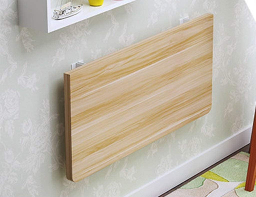 - Amazon.com : LNDDP Wall-Mounted Folding Table Dining Table Wall