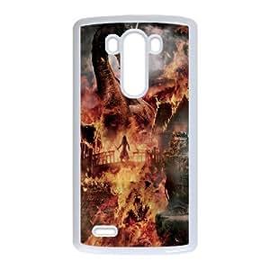 LG G3 The Hobbit 3 Phone Back Case Custom Art Print Design Hard Shell Protection HGF053194