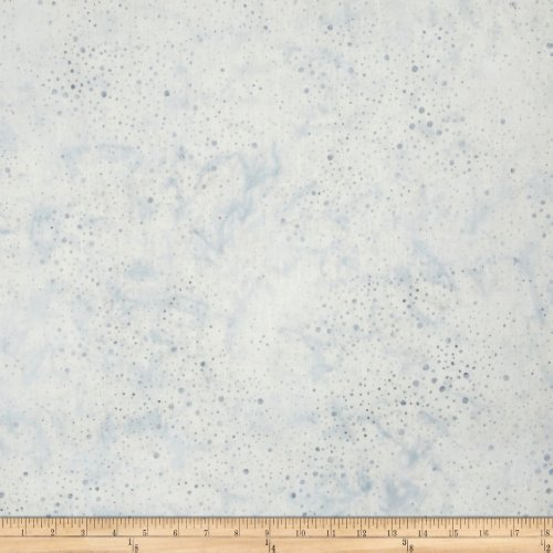 Robert Kaufman Artisan Batiks Elementals Tonal Dots Ash Fabric by The Yard