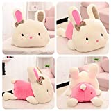 Cute Rabbit Little Bunny Plush Toys Soft Stuffed Animals Birthday Wedding Gifts