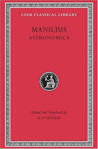 Astronomica (Lcl, 469)