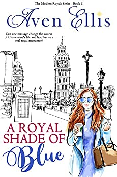 A Royal Shade Of Blue by Aven Ellis ebook deal