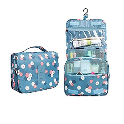 e35bad3a03 durable modeling Multifunctional Travel Toiletry Bag Organizer Handy Cosmetic  Pouch Makeup Bag for Women Girls