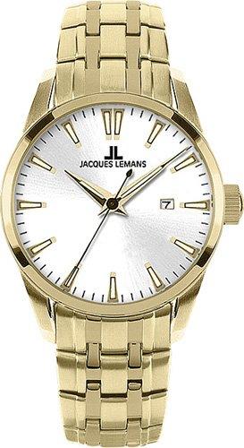 JACQUES LEMANS Liverpool 1-1445 J - Reloj de mujer de cuarzo, correa de acero inoxidable: Amazon.es: Relojes