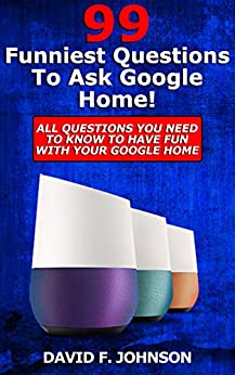 Google Funniest Questions Pixel Assistant ebook product image