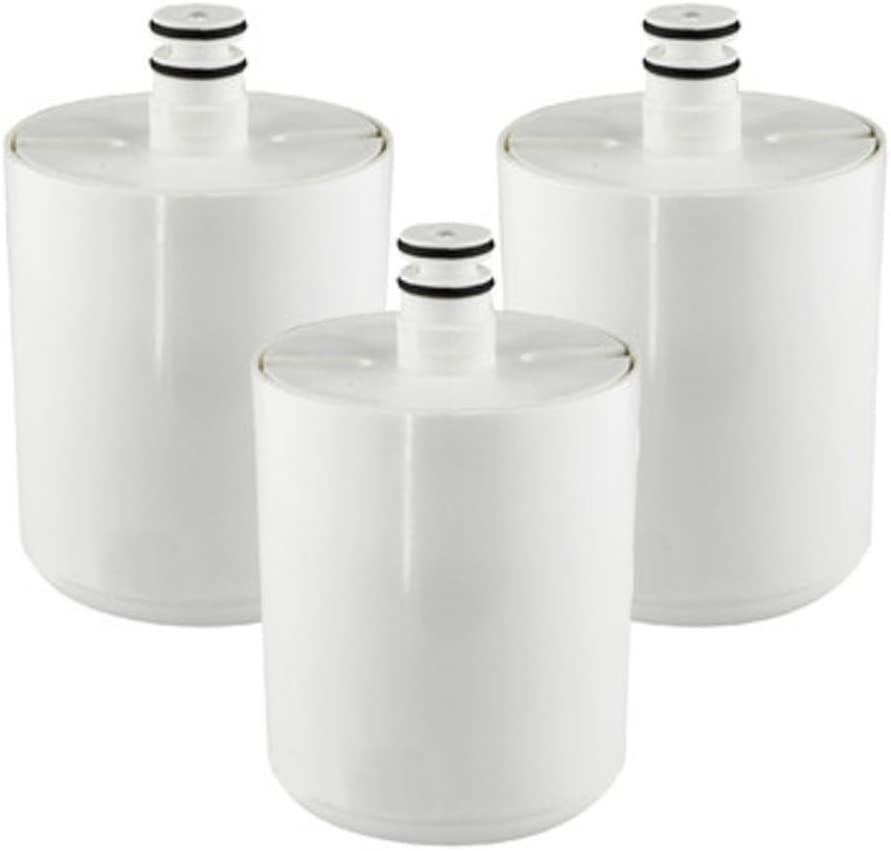 Replacement Water Filter Cartridge for LG Refrigerator Models LFX25973ST / LSC23924SW (3 Pack)