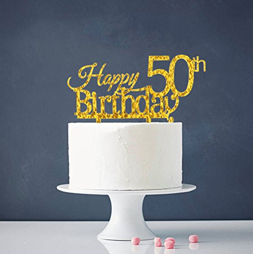 Astonishing 50Th Birthday Cake Toppers Shop 50Th Birthday Cake Toppers Online Funny Birthday Cards Online Elaedamsfinfo