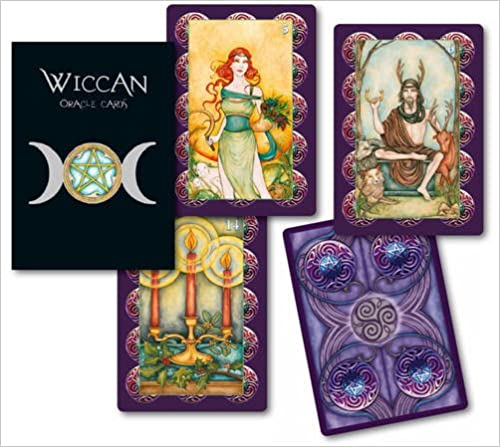 Kostenloser autdio-Buch-Download Wiccan Oracle Cards by Lunaea Wheaterstone PDF iBook PDB 8865271434