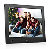 Digital Photo Frame 8 inch Digital Picture Frame IPS LCD(4:3) with Motion Sensor
