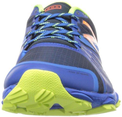 New Balance MT1010 D - Zapatillas de correr de material sintético hombre Blau (B2 BLUE/YELLOW 5)