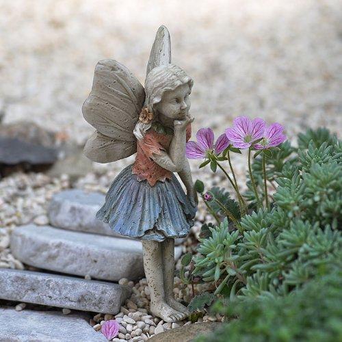 (Miniature Fairy Garden Fairy Nancy Jean )