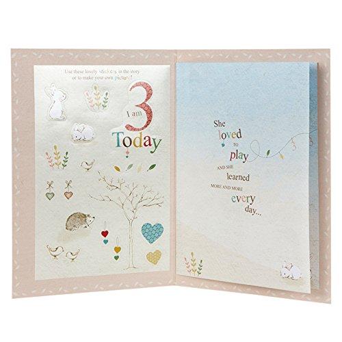 Amazon Daughter 3rd Birthday Birthday Greetings Card Home