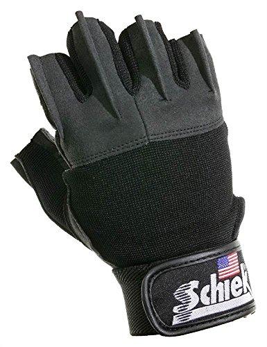 Schiek Women's Gloves (520), X-Small (Schiek Lifting Gloves Xs)