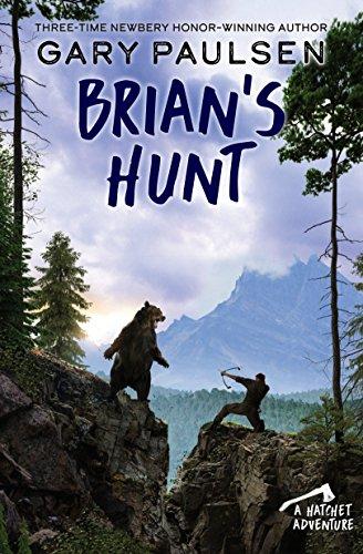 hatchet brians saga book 1