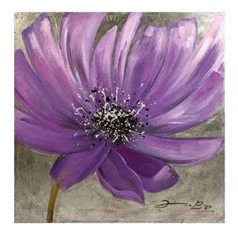 82049 Frisian Floral Painting Lavender