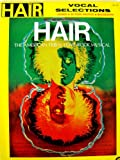 img - for Hair Vocal Selections [Songbook] book / textbook / text book
