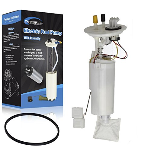 Price comparison product image POWERCO High Performance Universal Gas Electric E7094M Fuel Pump With Sending Unit For Chrysler Town Country 2000-1996 3.3L 3.8L