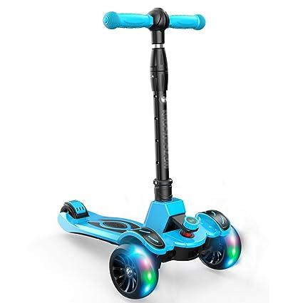 Patinete- Scooter para niños de 3-15 años de Edad Juguete ...