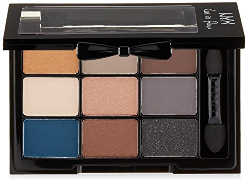 NYX Professional Makeup Love In Paris Eyeshadow Palette, You