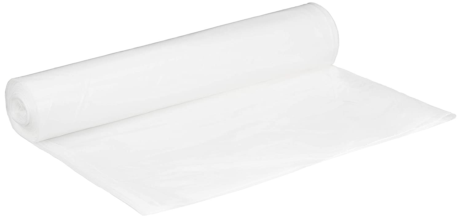 AmazonCommercial Plastic sheeting - 10x20ft - 4 Mil - 1 Count