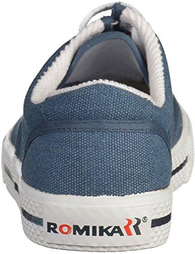 Romika Soling 20001 70 000 - Zapatillas de lona unisex Jeans