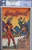 Mary Marvel Comics #28 Fawcet 1948 PGX 6.5 LAST ISSUE