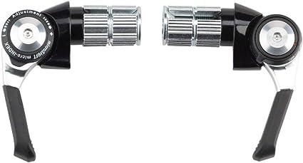 microSHIFT Down Tube Shifter Set 8-Speed Shimano Compatible Double//Triple