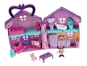 Mickey Mouse Clubhouse Minnies House Playset