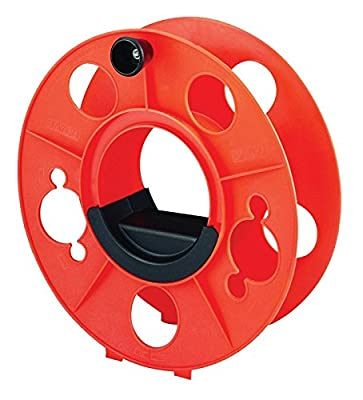 Bayco KW-130 Cord Storage Reel with Center Spin Handle, 150-Feet