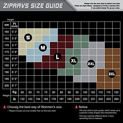 Para De Zfcp Hombre Compresión Capa Zipravs Base Bjj Deportivas 18 Mallas qSxX6wfTn