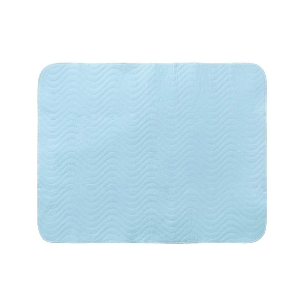 Qnlly Reusable Bedsheet Underpad Mattress Protector Washable Urinal Mat Diaper Waterproof Kid Old Man Adult Absorbent Incontinence Pad 7060cm(2723'') by Qnlly